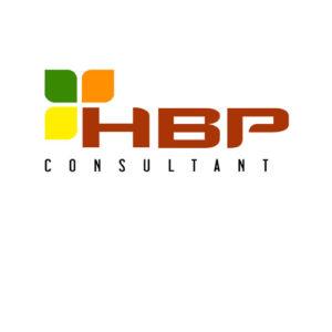 jasa pembuatan logo perusahaan konsultan - hbp consultant - joelouisrock